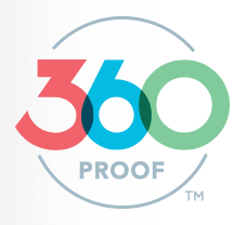 360 Proof logo